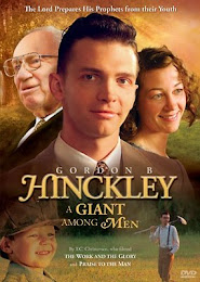 GORDON B. HINCKLEY - A GIANT AMONG MEN