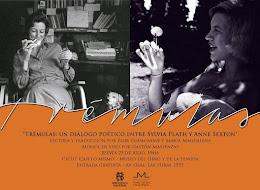 TRÉMULAS: un diálogo poético entre Sylvia Plath y Anne Sexton