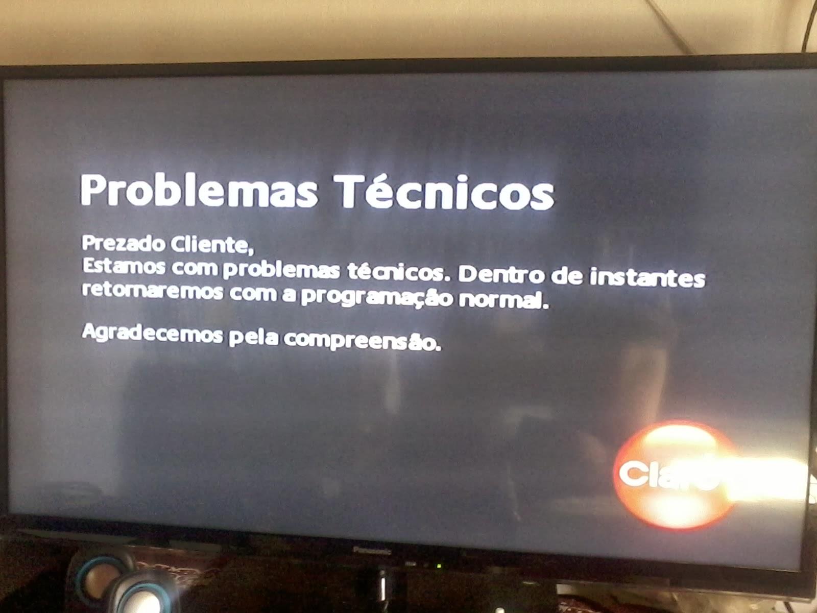 CLAROTV MECHENDO NO SISTEMA Fotoantenacs