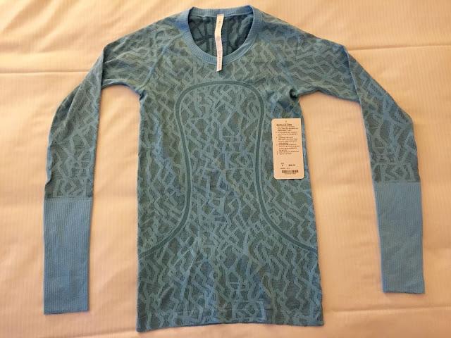 lululemon 2015-sea-wheeze-expo-merchandise swiftly-ls-blue
