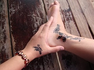 Butterfly Enkle  Tattoo and Hand Tattoo design-Best Collection tattoos design-tattoos ideas