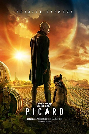 Star Trek Picard (2020) S01 All Episode [Season 1] Complete Dual Audio [Hindi+English] Download 480p