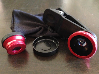 iphone clip on wide angle lens