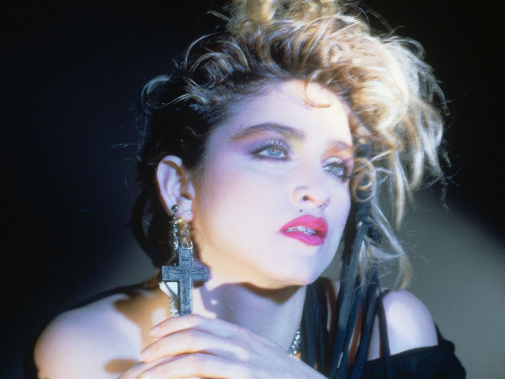 La pétite compagnie du thé: Madonna and the 80's