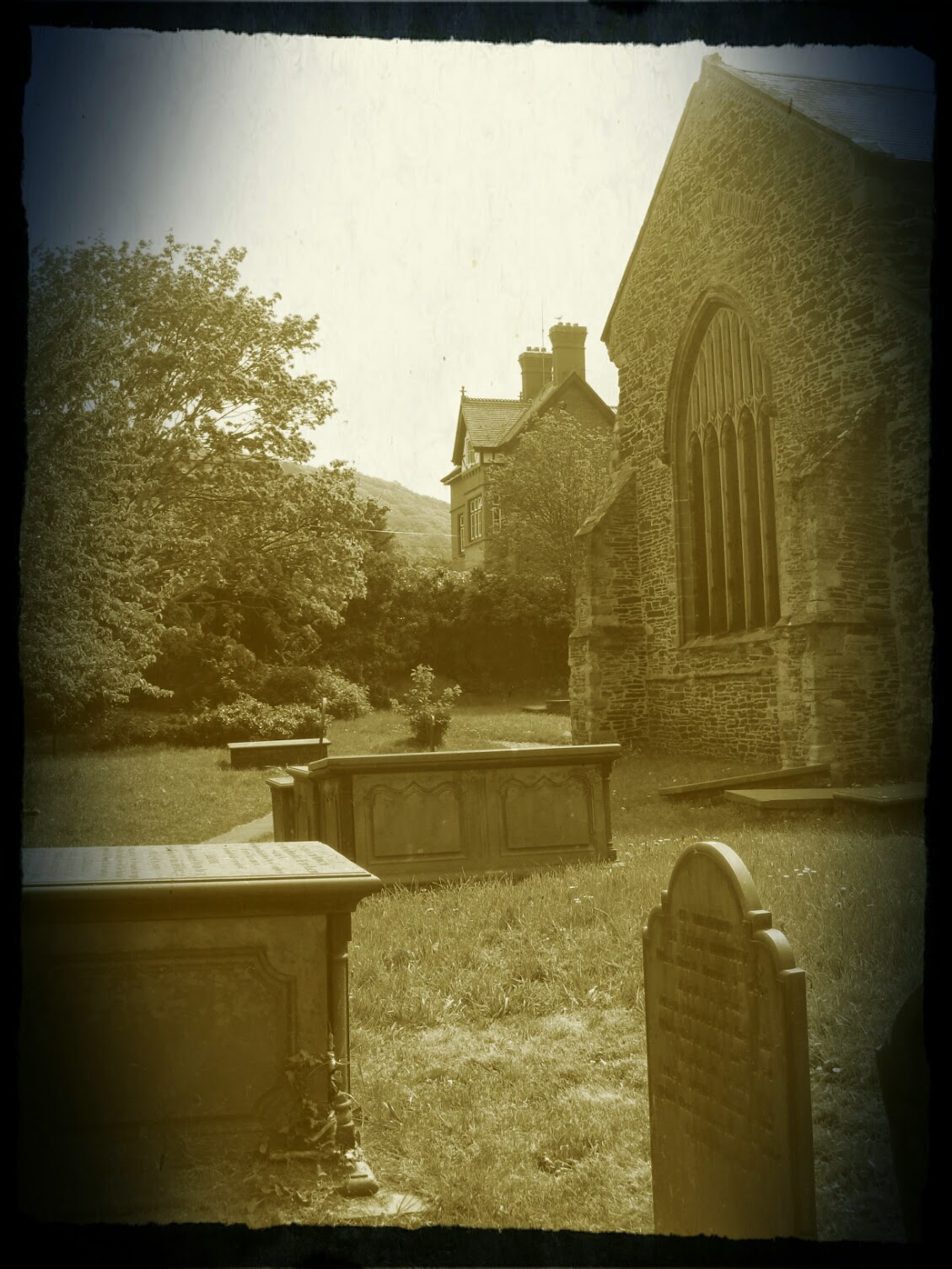 Conwy cemetery