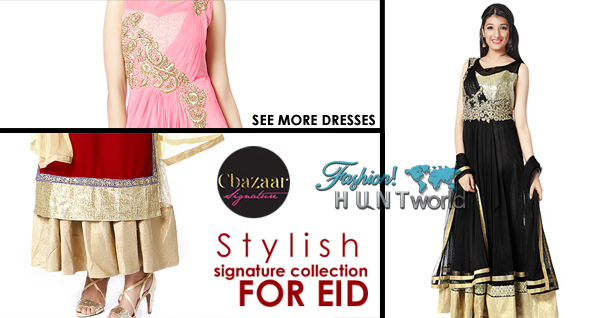 Stylish Signature Collection For Eid 2015