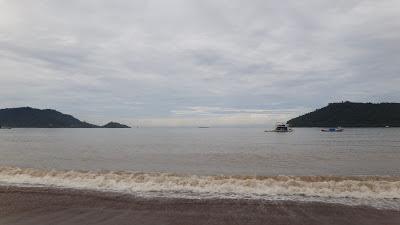 Бунгус залив, Паданг, Индонезия