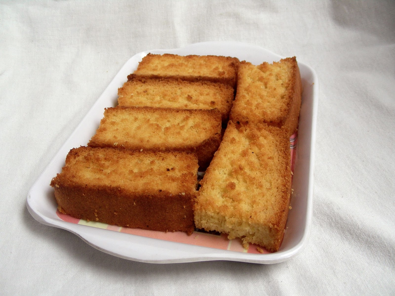 Cake Rusk Recipe Without Eggs