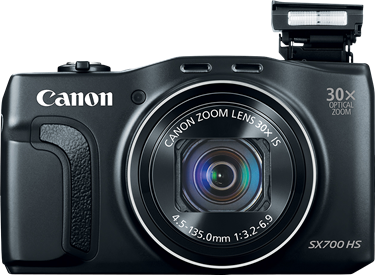 Canon PowerShot SX700 HS Camera User's Manual