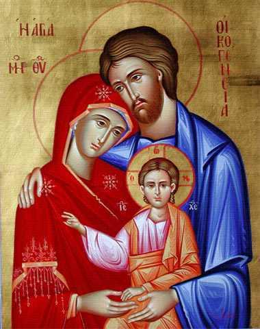 Amore in famiglia - preghiera