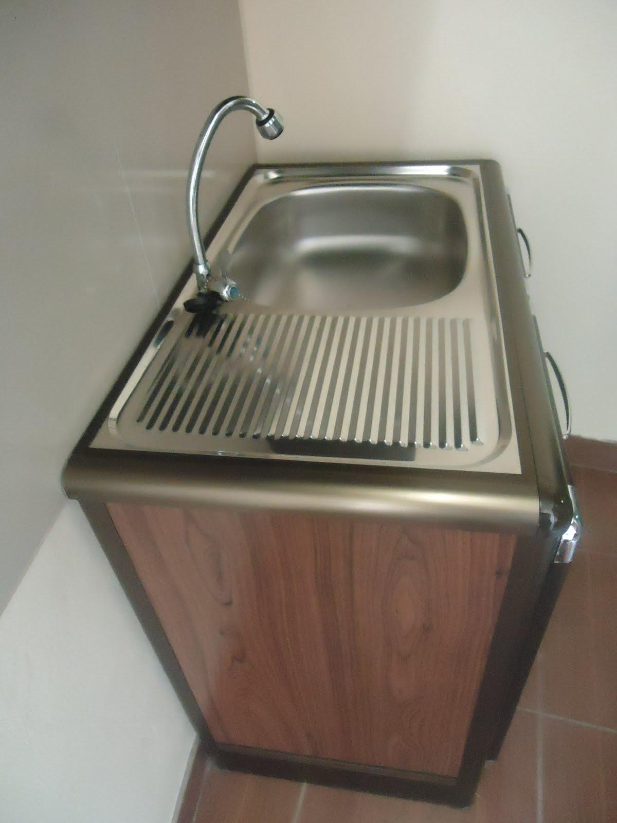 Portable Kitchen Sink