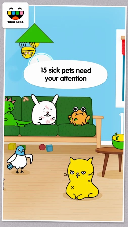 Toca Pet Doctor v1.0