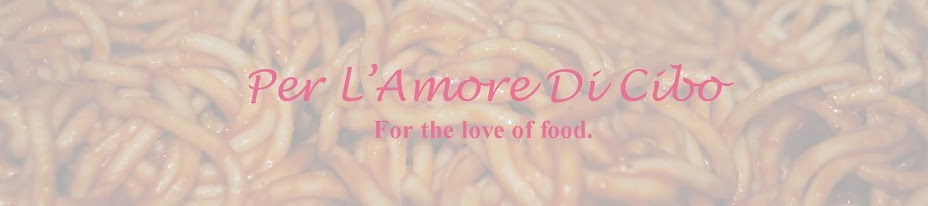 Per L&#39;Amore Di Cibo