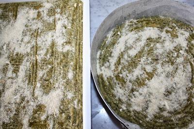 ricetta polpettone fagiolini genovese