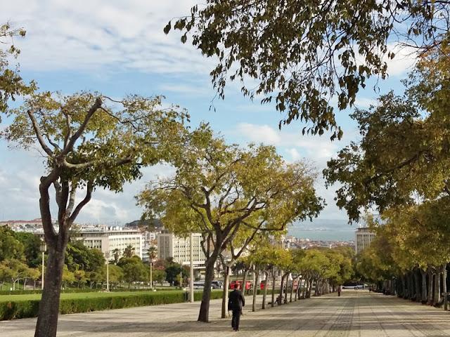 Lisbon Parque Eduardo VII | www.stinap.com