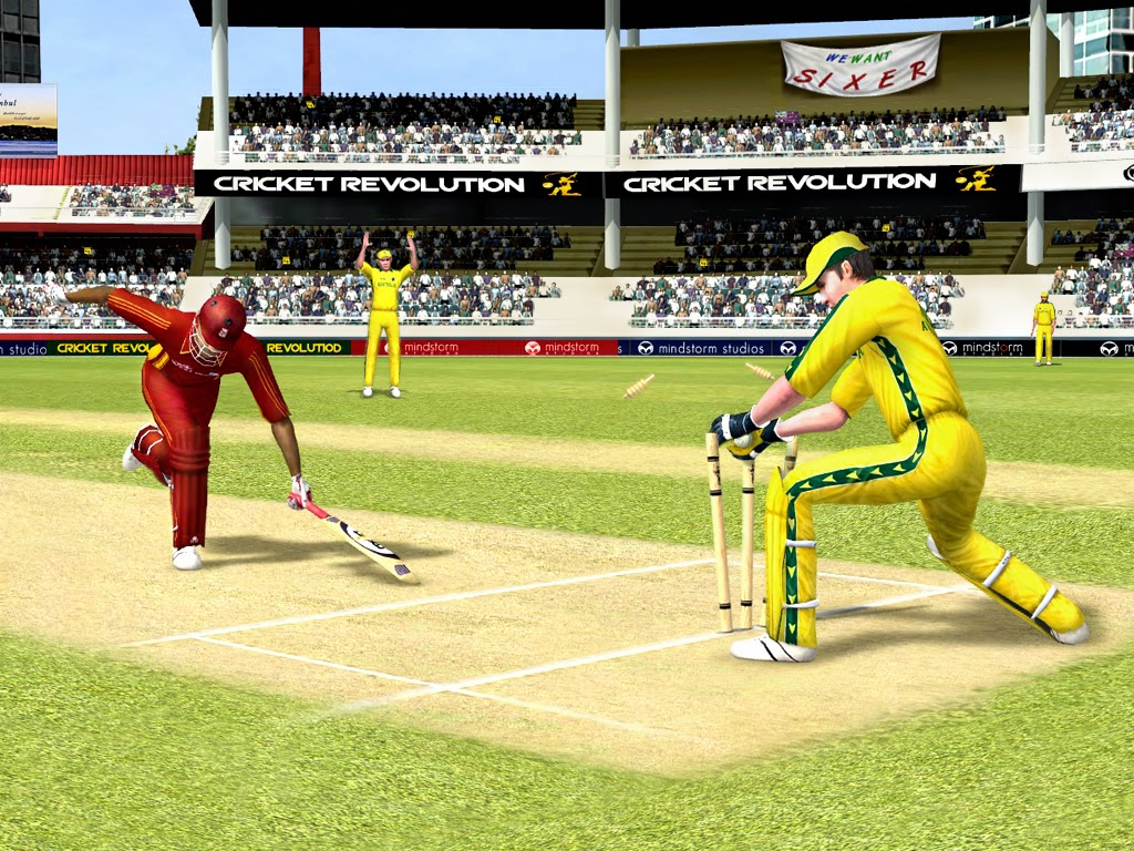 Cricket revolution world cup 2011 game download free download full