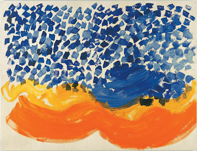 Howard Hodgkin -  Where Seldom Is Heard a Discouraging Word, 2007-2008.