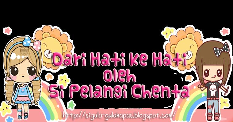 ✿ Blog Pelangi Chenta ✿