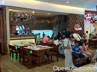 Lowongan Kerja I-Tasuki Restaurant November 2012