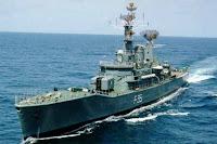 Nilgiri class frigate