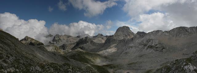 Горы Абхазии, Пик Спелеологов
