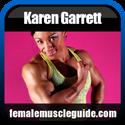 Karen Garrett Female Bodybuilder Thumbnail Image 5