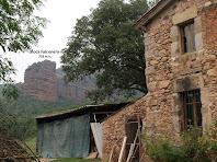 La Roca Falconera des de la Vileta Grossa
