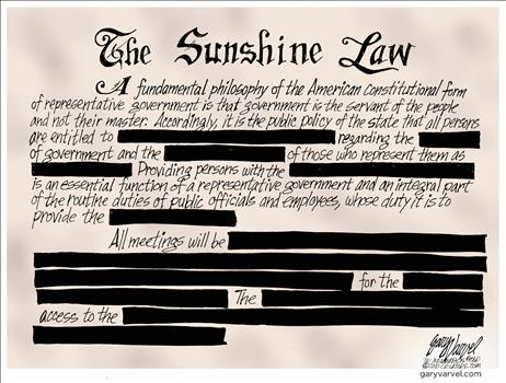 Recent California Appellate Decision Could Dim Sunshine Laws, Cripple Transparency