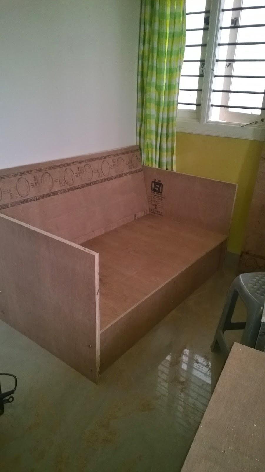 DIY Sofa India