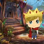 G4K Cute Little Prince Rescue Game