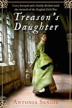 Treason's Daughter by Antonia Senior