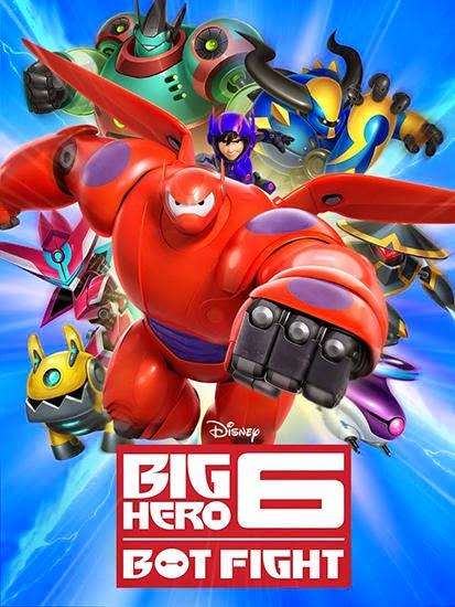 Big Hero 6 (2014) - Bluray 720p + Subtittle Indonesia