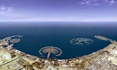 Palm Island Dubai