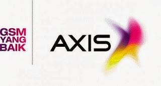 Trik Internet Gratis Axis Via PC
