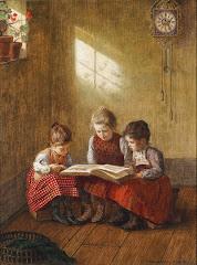 A pintura: outra forma de ler.