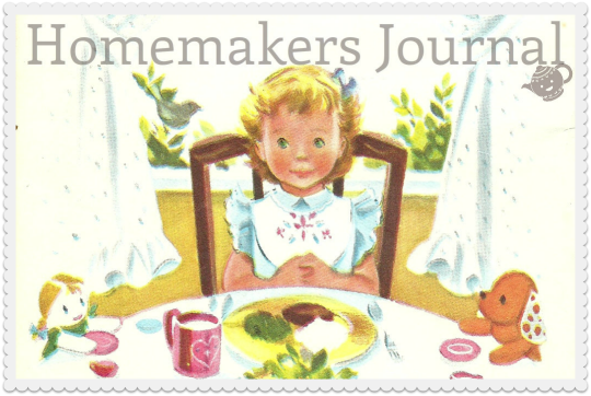 Homemaker's Journal