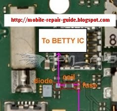 Nokia       5130    Not    Charging       Problem    Picture Guide   Phone Repairing
