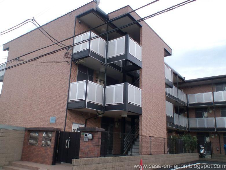 casa en japon visitando mas apartamentos On diseño de apartamento por fuera