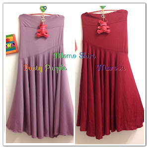 NEW! PROMO MOMO SKIRTS BATCH V