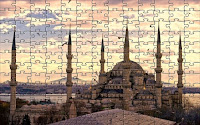 Historical Istanbul Puzzle