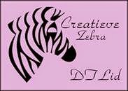 DT De Creatieve Zebra