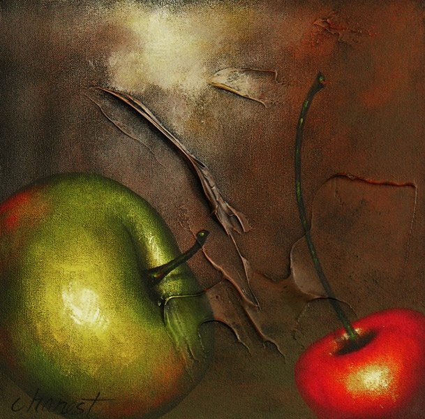 Gilles Charest 1947 | Canadian Still Life painter