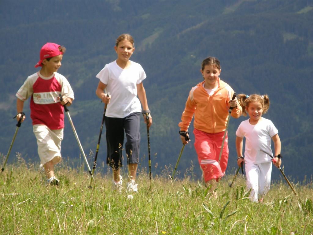 Hodanje sa štapovima - Nordijsko hodanje Bambini+nordic+walker