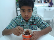 my 3rd bro,muhammad nur hakeem.