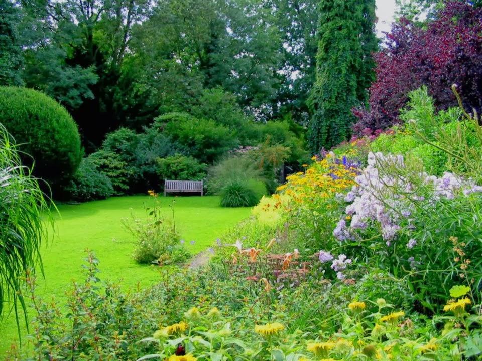 Bonitos jardines y paisajes for Jardin 7 colores bernal