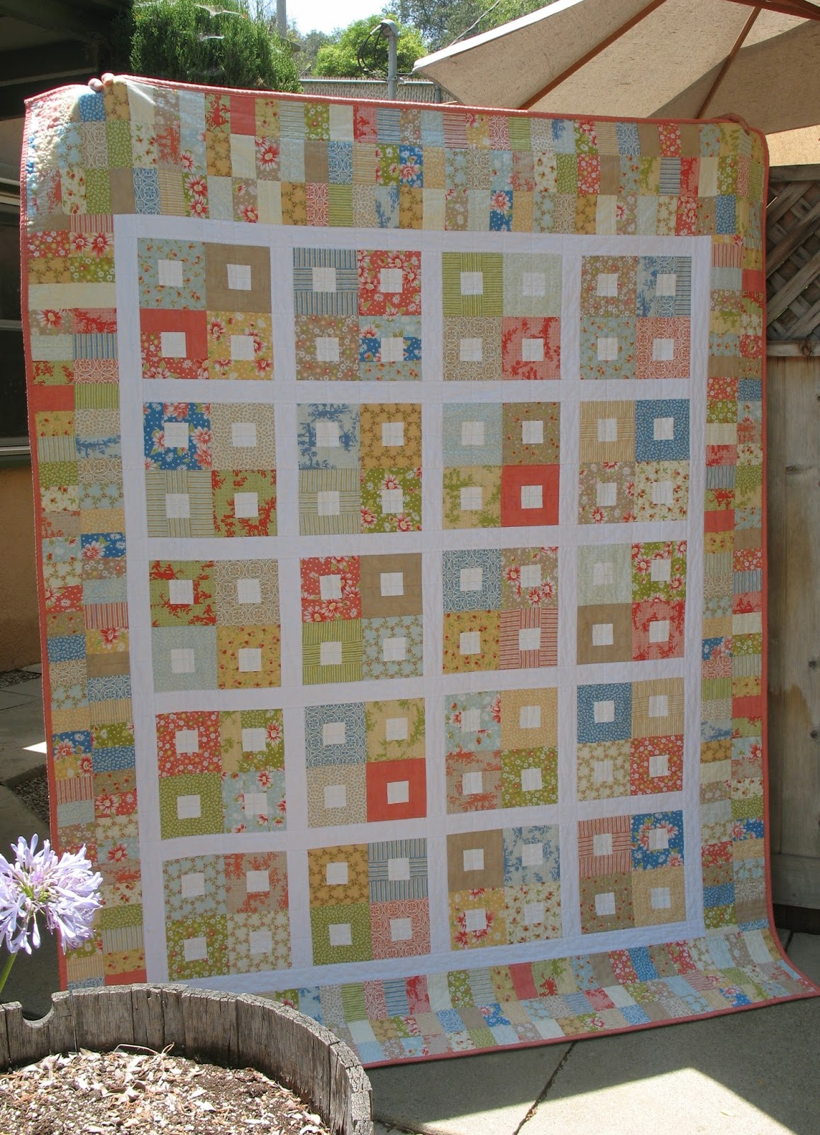 Ye Olde Sweatshop Another California Girl Quilt 37