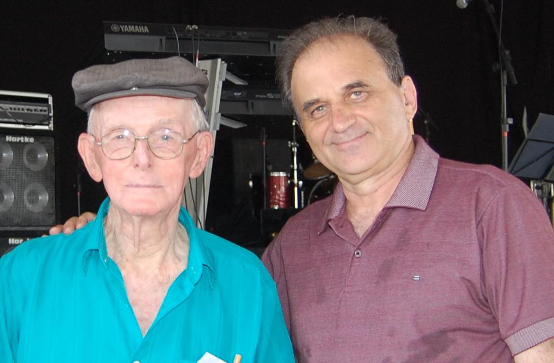 Airton Engster dos Santos e Ervino Sulzbach