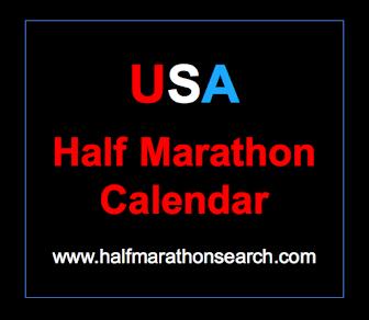 Half Marathon Schedule USA