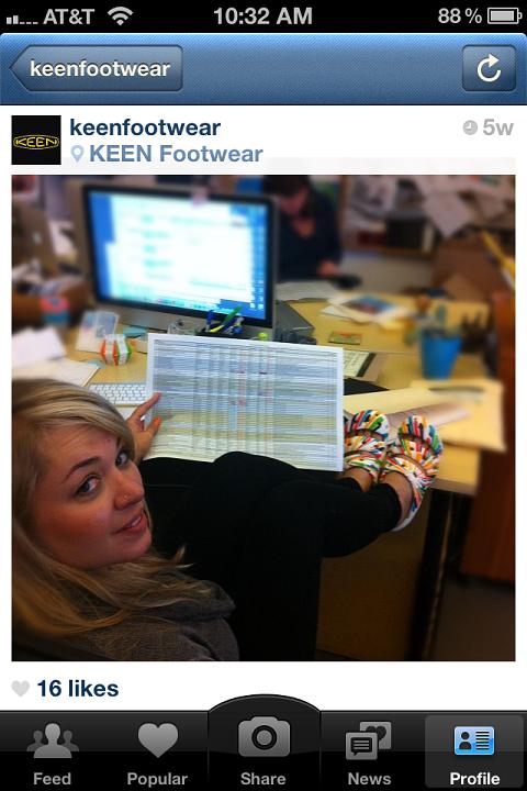 Keenfootwear - Знакомьте с сотрудниками