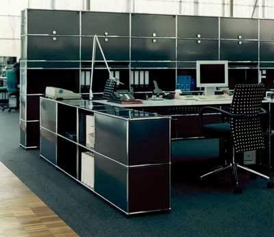 Schön Büromöbel Usm Bilder - Hauptinnenideen - nanodays.info